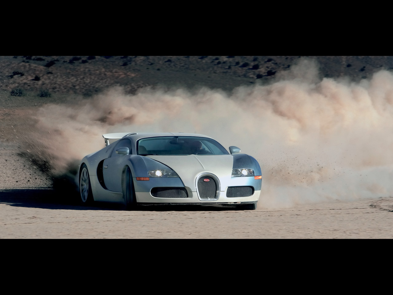 2006 Bugatti Veyron Targa Florio F Salt Flats 1280 960 Funny News